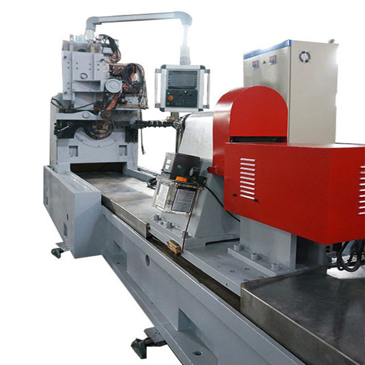 High Speed Wedged Johnson Wire Mesh Welding Machine With Two-axle CNC Control